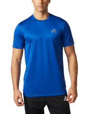 dc78d79dc4 adidas Climalite 2xlt ESS Tech Tee Shirt Royal Blue Big  tall