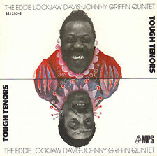 EDDIE LOCKJAW DAVIS/JOHNNY GRIFFIN QUINTET - TOUGH TENORS (1988 JAZZ CD)