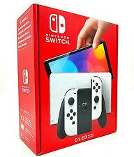 Nintendo Switch OLED-Modell HEG-001 Handheld-Konsole  64GB Weiß Weiss