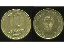 ARGENTINE 10 centavos 2009