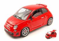 Model Car Scale 1/18 diecast Fiat 500 Abarth modellcar vehicles Coche