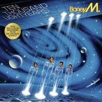 BONEY M. - 10.000 LIGHTYEARS (1984)   VINYL LP NEW+