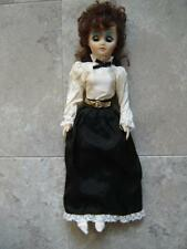 "1981 A & H Telephone Company Operator Doll 15 1/2"" Tall 1890's Style"