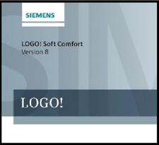 software siemens logo soft comfort V8.2 PLC soft ware computer programming