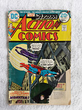 Action Comics #430 (Dec 1973 DC) Superman Vol #36 Fair