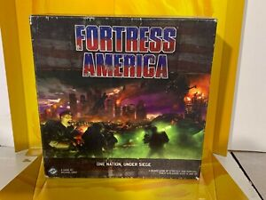 Fortress America - One Nation, Under Siege Game