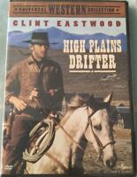 DVD Universal Western Collection: High Plains Drifter (1973) FSK 18 Neu & OVP
