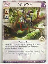 Legend of the five rings LCG - 1x #057 Shiksha Scout-the fires within