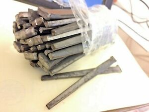 CUT CLASP NAILS 100mm 0.9kg - NEW OLD STOCK