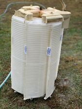 New listing In Ground Pool Filter, Hayward Dex filter element cluster complete grid assembly