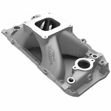 Weiand 7620 Track Warrior Intake Manifold Big Block Chevy 396-502ci Oval Port