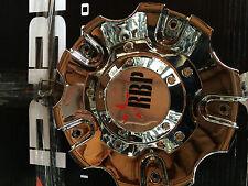 RBP 93R Chrome Wheel RIM Replacement Center Cap Cover PART# C-93R-17/18/20
