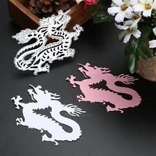 Dragon Metal Cutting Dies Stencils For DIY Scrapbooking Photo Album Paper Card