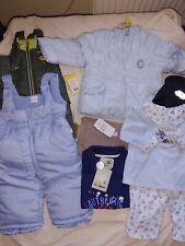 Baby Bekleidungspaket für Jungs Gr. 74-86 NEU