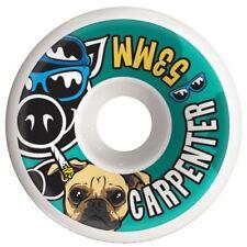 Pig Carpenter Vice Skateboard Wheels White 53mm