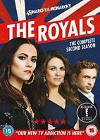 The Royals - Season 2 DVD (2016) Elizabeth Hurley New