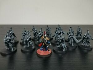 Games Workshop Warhammer 40K Horus Heresy Sisters of Silence with Flamers x15