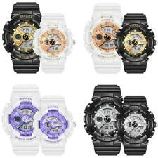 SMAEL Watch Dual Time Digital Watches Men LED Wristwatches Sport Quartz U2H9