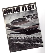 1971 Buick Preview by Road Test <brochure info>:RIVIERA,GS,455,SKYLARK,LeSABRE,7