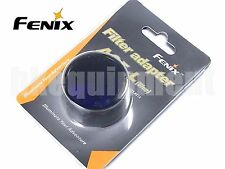 Fenix AOF-L Blue Lens Filter Cap Diffuser E40 E50 LD41 TK22 RC15 Flashlight