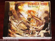 Manilla Road: The Deluge CD 2011 Shadow Kingdom Records USA SKR043CD NEW
