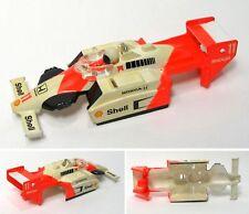 1989 TYCO Indy MCLAREN HONDA F1 Narrow Slot Car Body Shell SHOWA #11 Early Body