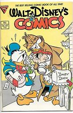 WALT DISNEY'S COMICS AND STORIES #526 (2/88, GLADSTONE) FN/VF (7.0) DONALD DUCK