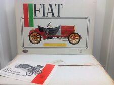 Pocher K 1:8 Fiat F-2 HP Racer 1907 Mille Miglia Ferrari 2. Auflage 1/8