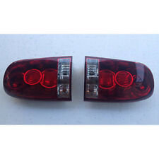 Genuine Rear Tail Lights Lamp Assembly 2p for 2001 2005 Ssangyong Rexton