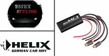 Helix Aac.3 Car Radio High/Low Audio Converter Speaker / RCA New In