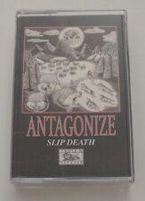 Antagonize Slip death Cassette Limited 100 hardcore Vantage Point Bane