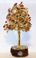 Multi-colored Gem Tree 9in Tall - Gemstones Can Be Moved to your Liking 300 Gem