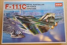 Vintage Academy F-111C Royal Australian Air Force Aardvark 1/48  Model Kit #1674