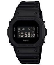 CASIO DW-5600BB-1 G-SHOCK Basic Black Monotone Resin All Black Special Color