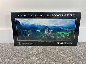 Ken Duncan Panographs 748 Piece Jigsaw Puzzle Neuschwanstein Castle Chitty Bang
