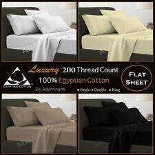 Draps modernes pour le lit en 100% coton