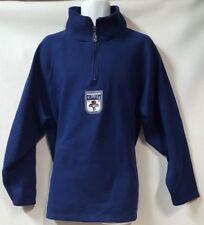 Nike NHL Florida Panthers Blue Sweatshirt 1/4 Zip Size Large Hockey Fan