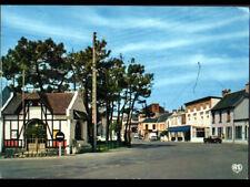 AGON-COUTAINVILLE (50) CITROEN DS , 2CV au BUREAU de POSTE & HOTEL HARDY