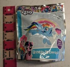 My Little Pony Bath Bombs 2-3.5oz Berry Scented Kids Easter Basket filler