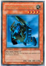 YuGiOh Gear Golem the Moving Fortress - AST-018 - Ultra Rare - Unlimited Edition