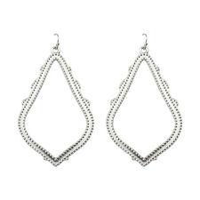 Womens Earrings Hook Dangle Silver Sophee Sophia Inspired Fashion Jewelery US