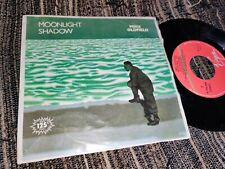 "MIKE OLDFIELD MOONLIGHT SHADOW/RITE IF MAN 7"" SINGLE 1983 VIRGIN SPAIN"