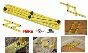 Angleizer Template Precise Shape Tool Measuring Multi Angle irregular Corners
