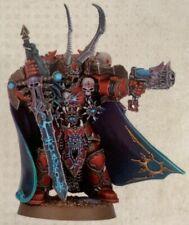 Warhammer 40K - Dark Vengeance - Chaos Space Marine Lord Kranon - NEU