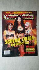 Femme Fatales Magazine Vol 11 No 5/6  Scream Queens Resurrection Cover VF