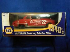 #22 1949 Red Byron NAPA Nascar 50th Anniversary Collector's Edition 1/24 Diecast