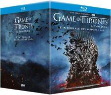 Game of Thrones Staffel/Season 1-8 deutsch Blu Ray Box komplette Serie NEU OVP
