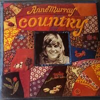 Anne Murray: Capitol Records 1974 Vinyl LP Compilation (Country)