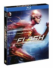 The Flash - Stagione 1 (4 Blu Ray) Serie Tv