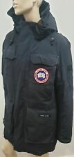 CANADA GOOSE Menswear Midnight Navy Blue Outerwear Expedition Down Parka Jacket